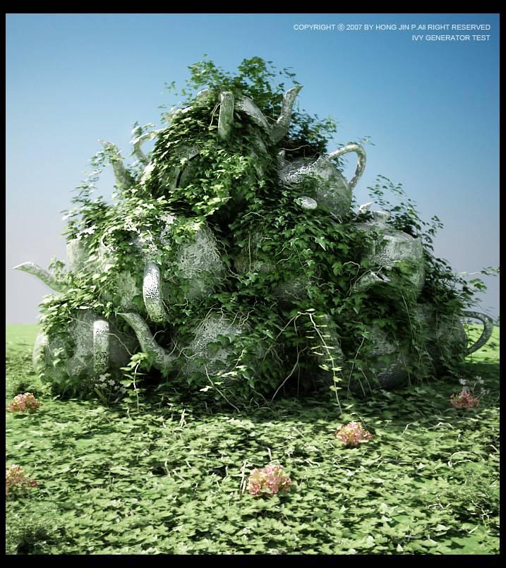 ivy grow