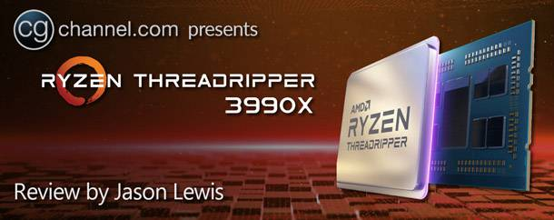 AMD Ryzen Threadripper 3990X teszt