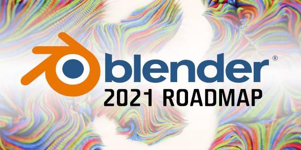 Nézd meg a Blender 2021-es ütemtervét!